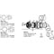 Pentair Max Flow & Max Flow II Suction Fittings 54-110-W003