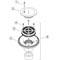 Aquastar Wall Inlet (Retrofits Sta-Rite/Pentair Model 8011) 54-300-W007