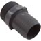 "Barb Adapter, 1.5""NPT x 1.5""Barb 55-270-2087"