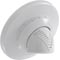 """Inlet Fitting, Infusion Venturi, 1-1/2""""mpt, w/Flange, White 55-276-1100"""