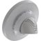 """Inlet Fitting, Infusion Venturi, 1-1/2""""mpt, w/Flange, Lt Gry 55-276-1110"""