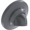 """Inlet Fitting, Infusion Venturi, 1-1/2""""mpt, w/Flange, Dk Gry 55-276-1115"""