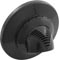 """Inlet Fitting, Infusion Venturi, 1""""s Self Align,w/Flange,Blk 55-276-1155"""