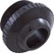 "Eyeball Fitting, CMP, 1-1/2""mpt, 2-3/8fd, 1""Orifice, Blk 55-605-1802"