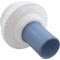 "Eyeball Fitting, CMP, 1-1/2""mpt, 3-3/4""fd, 3/4""Orifice, Wht 55-605-1970"