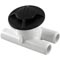 "Spa Vent, Vacuum Break Inlet, 3/4""sb, Black 89-270-1020"