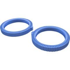 Poolvergnuegen 896584000-334 The Pool Cleaner Blue Tile Front Tire Kit