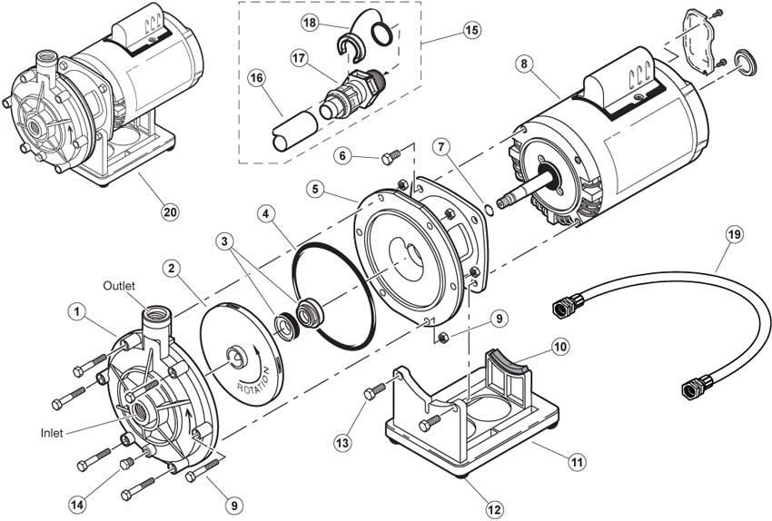 Polaris Pool Booster Pump Wiring Diagram Also Polaris Booster Pump