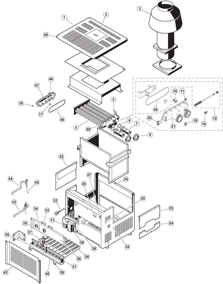 horizon spa pool parts inc rh horizonparts com Spa Motor Wiring Diagram Spa Motor Wiring Diagram