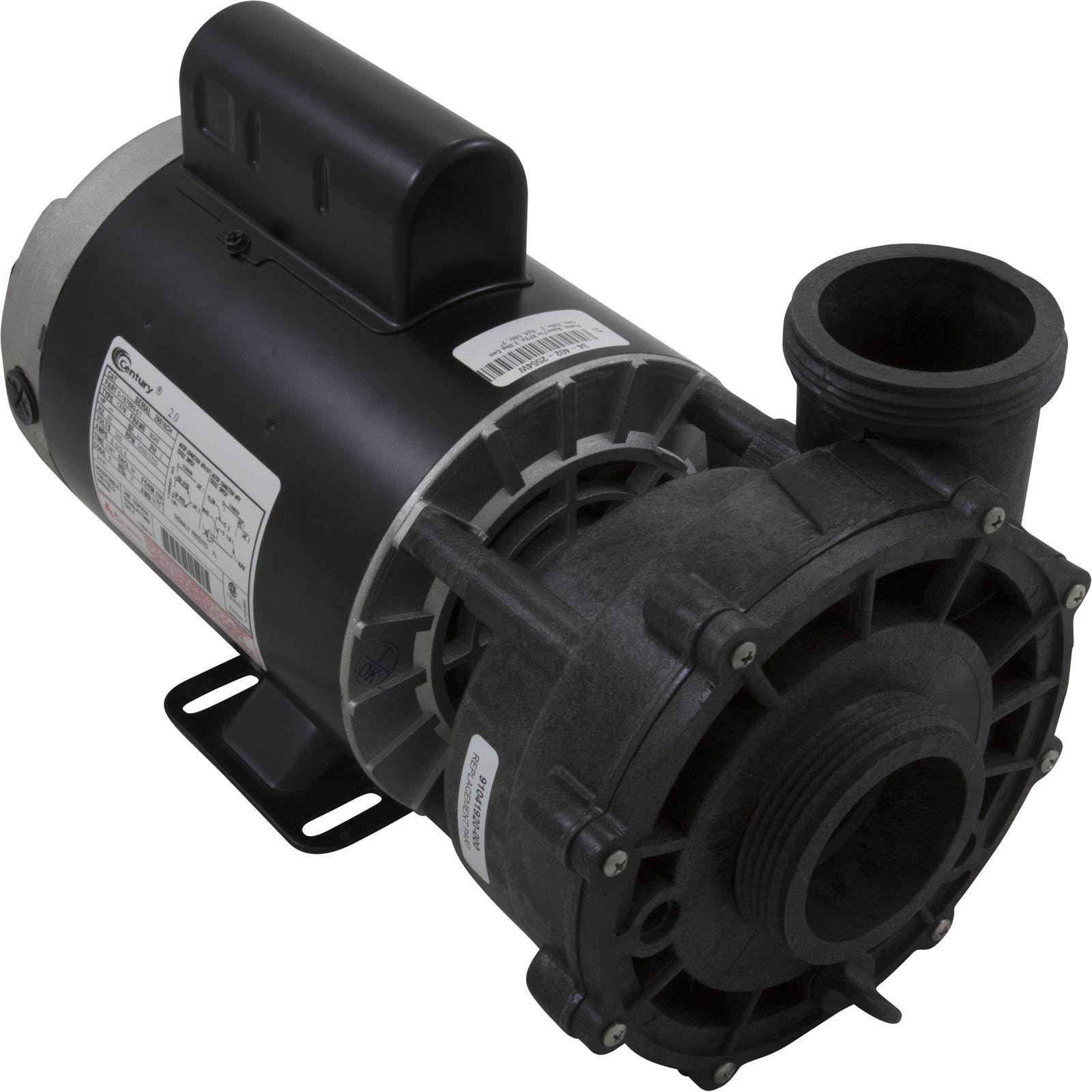 Pump, Aqua Flo XP2e, 2.0hp Century, 230v, 2-Spd, 56fr, 2