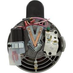 Motor, Century,0.75hp,115v,2-Spd,56Yfr,SQFL,EE 35-126-1248
