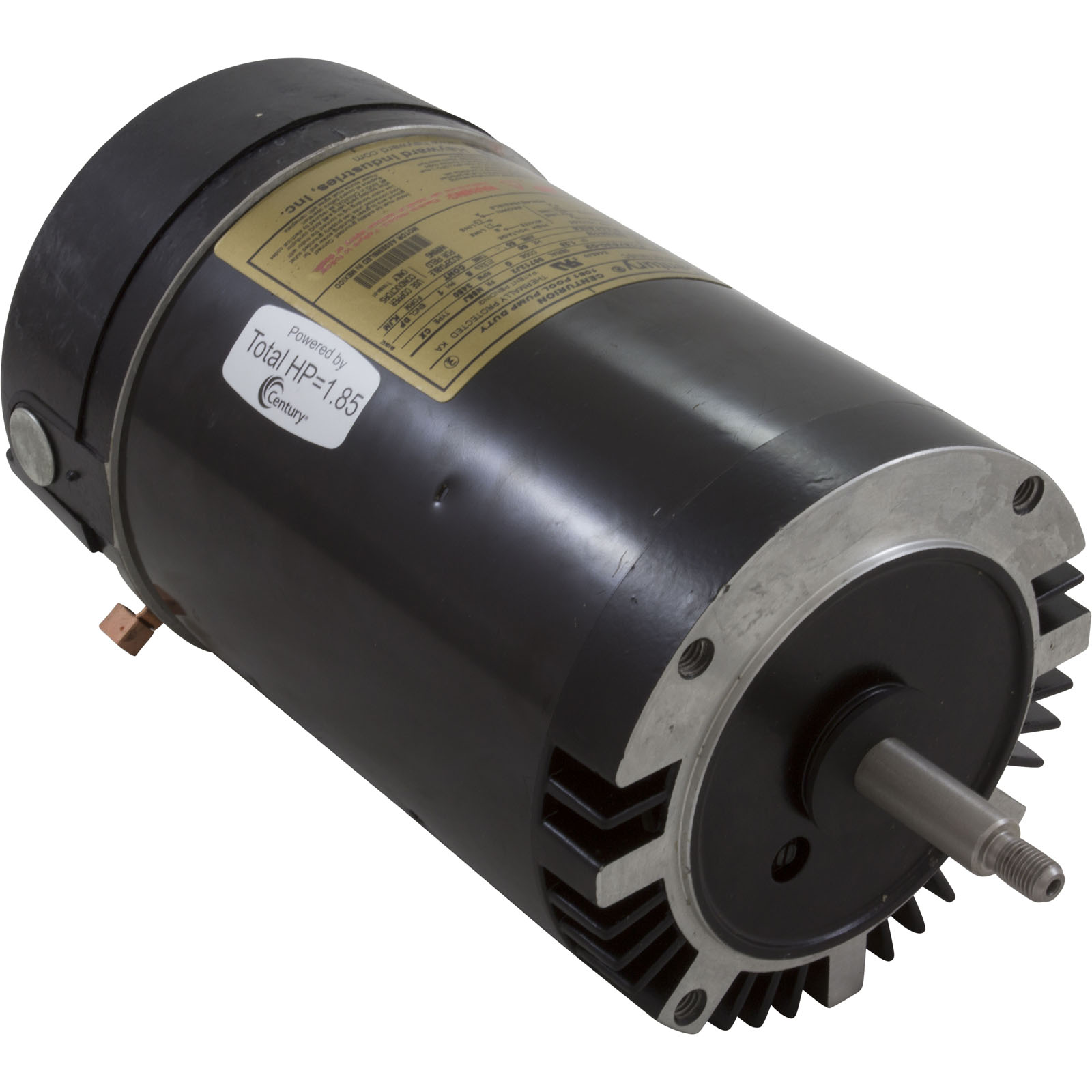 Motor hayward northstar sp4000x 1 spd max rated for Hayward northstar 1 5 hp motor