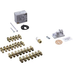 Conversion Kit, Raypak R335A/R335B/R405A/R405B, LP to Nat. 47-197-1941