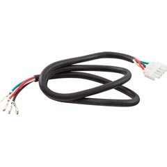 Pump Cord, H-Q, 14/4 x 31, AMP-4 Male(R/B/W with G) 60-320-1060